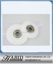 Alibaba China market sliding window roller and track roller bearing for sliding door pulley systerm