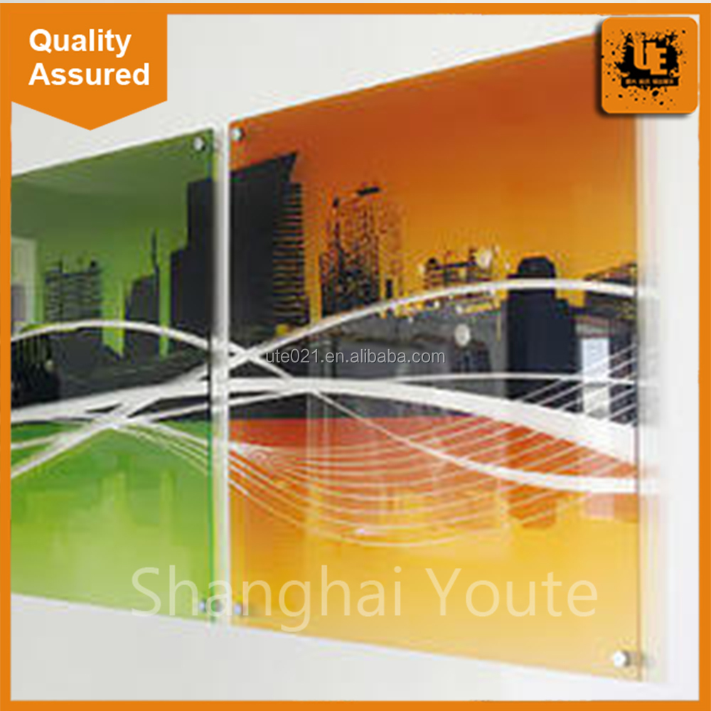 Flexible acrylic sheet Uv printing for furniture