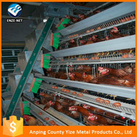 china manufacturer chicken cages for breeders hens/durable outdoor chicken cage/chicken cage for cambodia