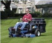 G4000 Series Zero-Turn-Radius Mowers for the Home Mowers
