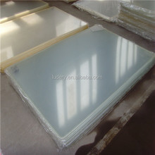 Sign board cell cast acrylic sheet for display supply