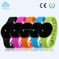 Bluetooth Vibrating Smart Wristband, Bluetooth Fitness Tracker Sports Bracelet , Wireless Bluetooth Android