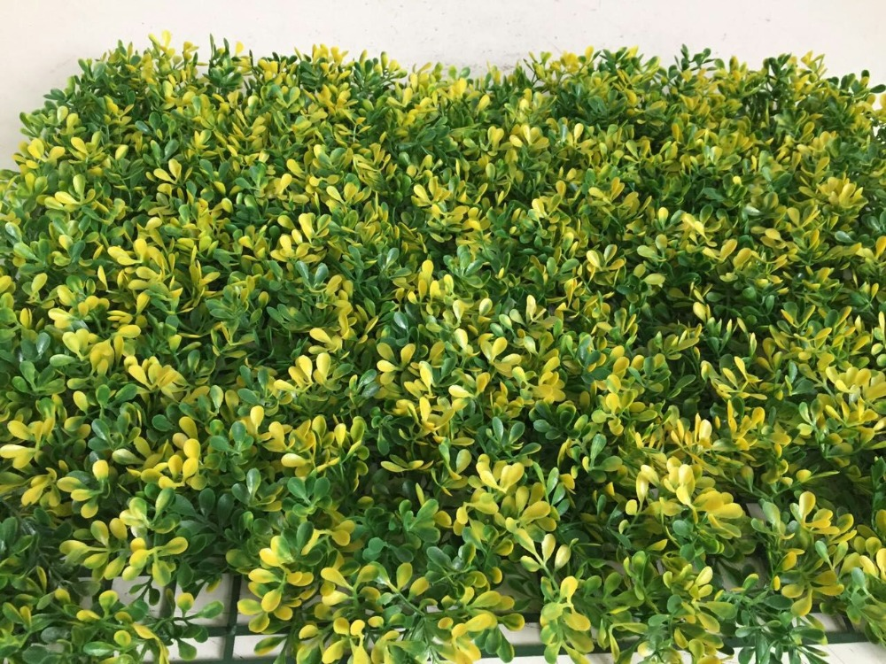 Wholesale 40 60cm Fake Boxwood Grass
