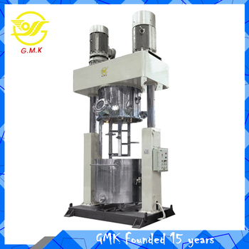 Acidic type Silicone sealant DLH-300L Double Planetary Dispersing Mixer