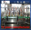 over 10 years experience high speed automatic edible oil filling line