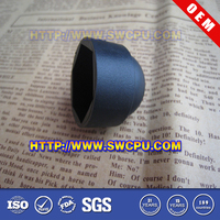 Best selling molded plastic hex nut cap
