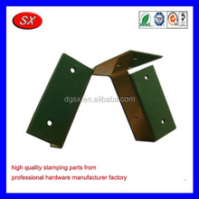 customized stainless steel stamping part swing set hardware frame bracket ,metal bended bracket