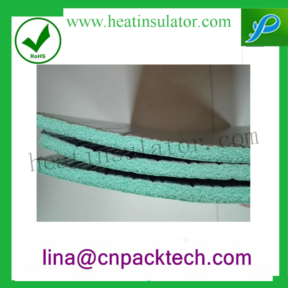Light Reflective Foam Insulation Foam Roll Insulation Easy To Install