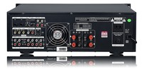 Professional sound 6 channel power mixer amplifier HS-8200KA