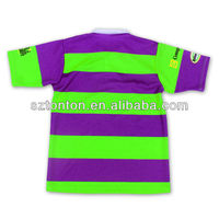 wholesale women's rugby shirt