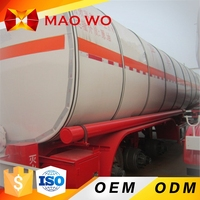 manufacturer large capacity 3 axle diesel fuel tank truck for sale