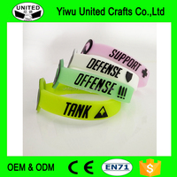 Sport Bangle Fashion Accessories Silicone Bracelet