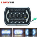 Original Patent 85W 105W 5x7 led headlights automotive led for jeep liberty truck lights