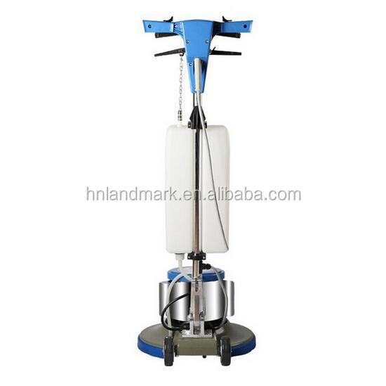 single disc portable floor wax polishing machine with low price