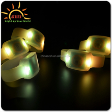 fashion gifts lighting night concert use led flashlight wristlight with high quality and reasonable price