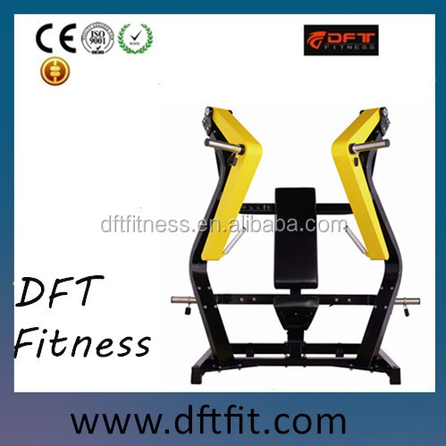 Hammer Wide chest Press DFT-702/Free Weight Gym Equipment/China sport exercise machine