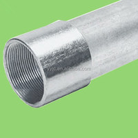 Straight Water Tight Rigid Metal Conduit Pipe