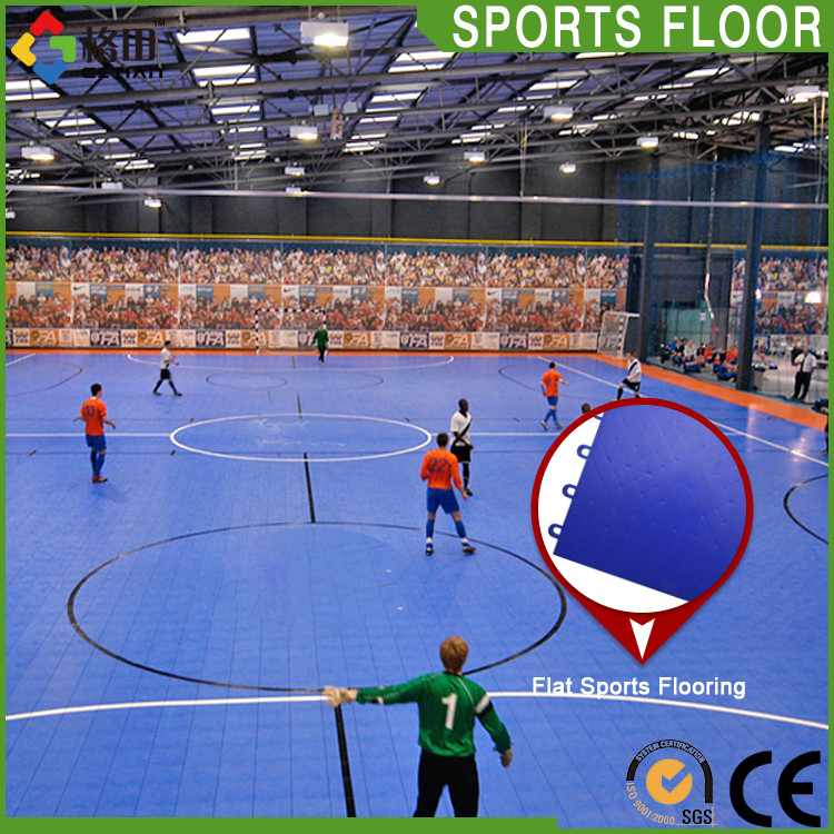 Gold Supplier of interlocking futsal flooring indoor,futsal flooring