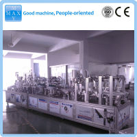 Blood test tubes filling capping and labeling machine