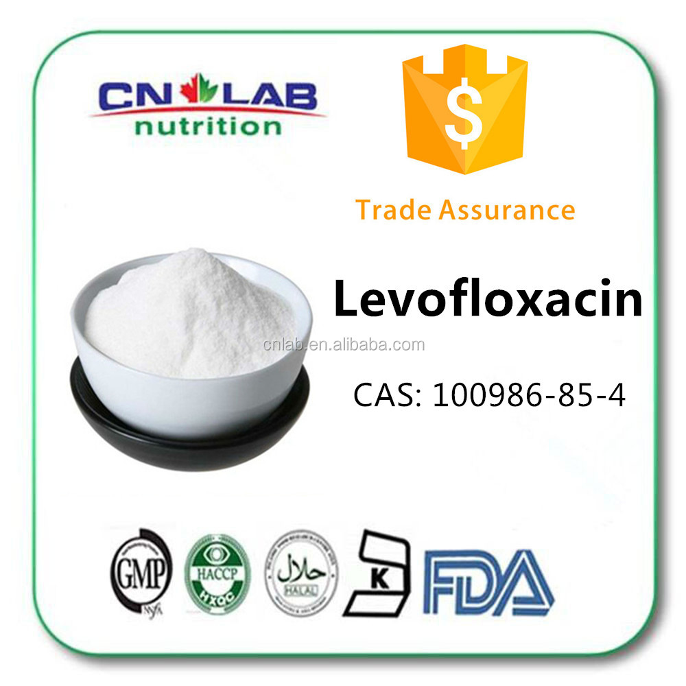 High Quality factory supply top quality Levofloxacin Wholesale