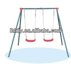Garden children promotion metal swing