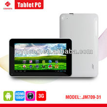 "7"" bluetooth and android 4.0 cheap laptop tablet pc"