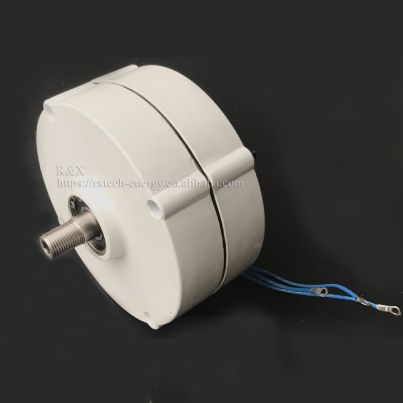 300W permanent magnet generator 12v 24v waterproof small PMG for wind turbine