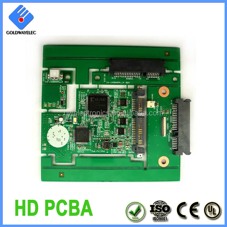 Professional Prototype Printed circuit board Assembly / Customized Prototype PCB