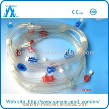 Universal Disposable hemodialysis blood tube with av fistula needle manufacturers CE/ISO