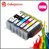 PGI-250 CLI-251 refill ink cartridge for canon with edible ink