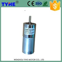 Highly Sfficient China Factor gear 12v dc motor 1000rpm