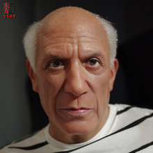 Pablo Picasso Simulation High Quality Human Wax Figure