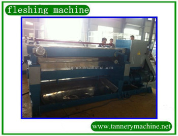 1500mm hydraulic leather fleshing machine new for sale