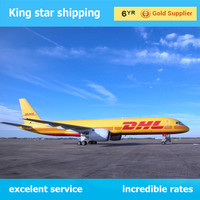 freight forwarder ups/dhl express to Greece from china