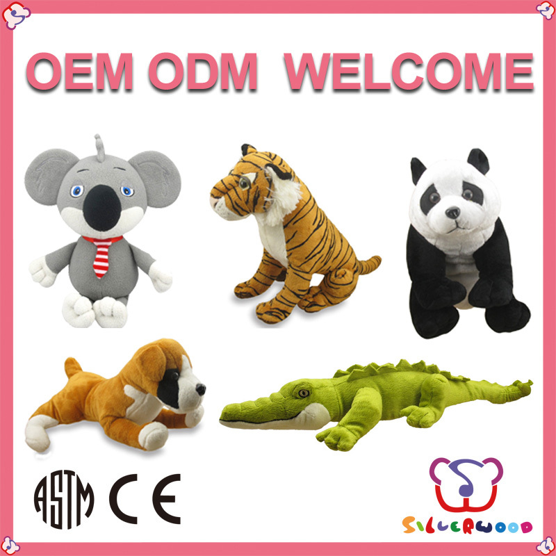 GSV factory supply soft cute custom weighted stuffed animals