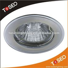 halogen die casting aluminium ceiling light lighting fixture with spot led mr16