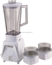 Plastic jar 3 in 1 juicer blender