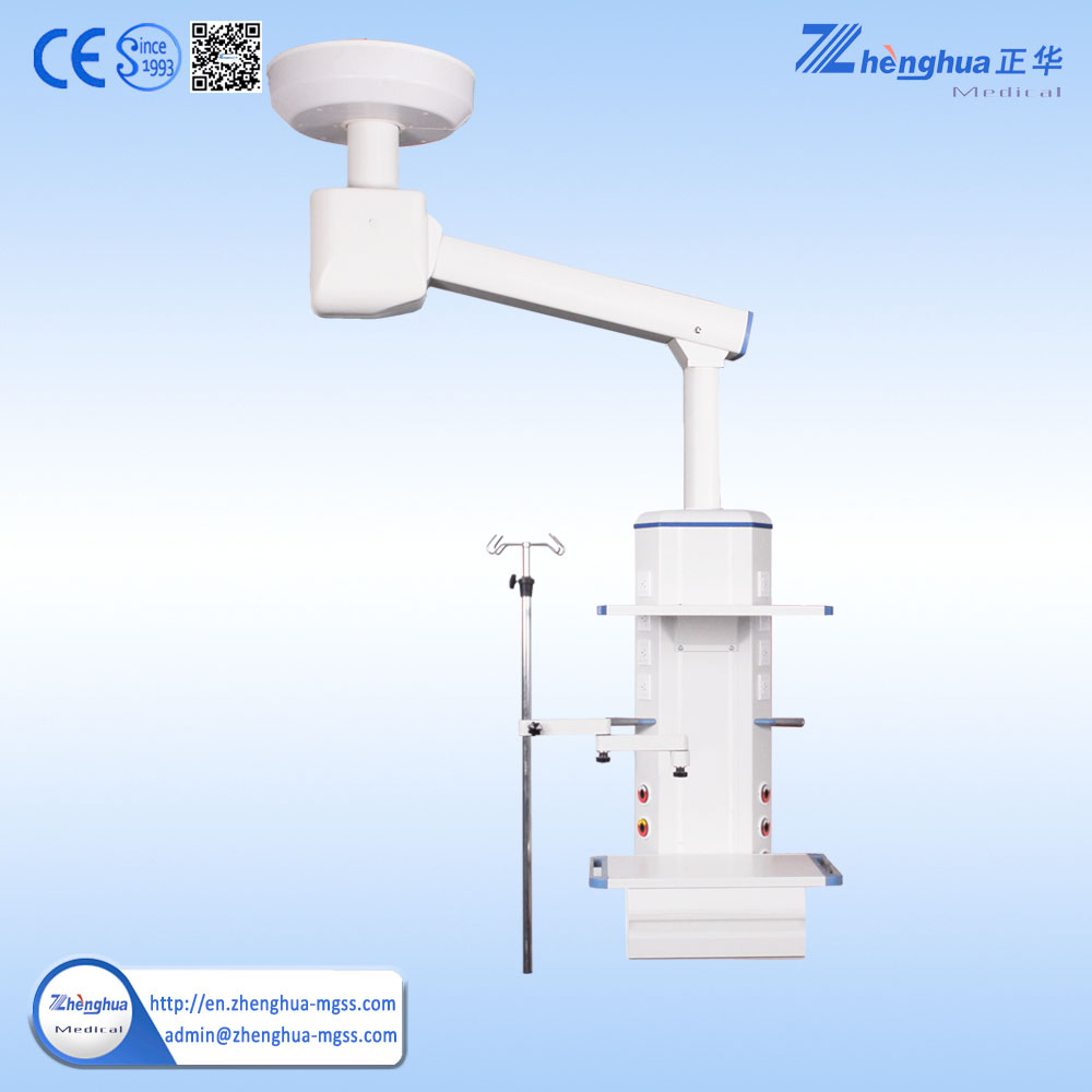 EX-70-H Factory Price Box Type High-strength Anesthesic Pendant With Electric Arm