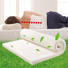 Selling all over the world vacuum pack memory foam mattress topper