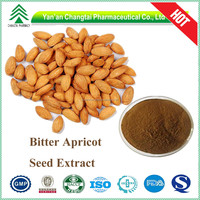Hot sale high quality 15:1 20:1 30:1 Apricot Seed Extract Almond powder