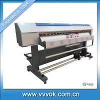 1.8M 2 print-heads thunderjet v1802s eco solvent printer