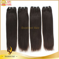 2015 hot sale virgin unpprocessd cheap indian hair kilo