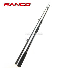 2 Piece Cheap Fiber Glass Carp Fishing Rod Pole
