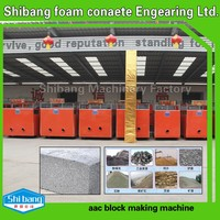 AAC Block Making and Low Price,Foam Concrete Block Machine