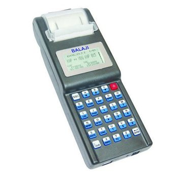 Pay and Park Ticketing Machine