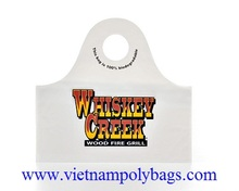 Vietnam thick/thin Varigause top poly plastic bag