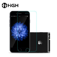 3d diamond 0.33mm mobile glass screen protector for iphone 6 plastic tempered glass screen protetc custom screen saver