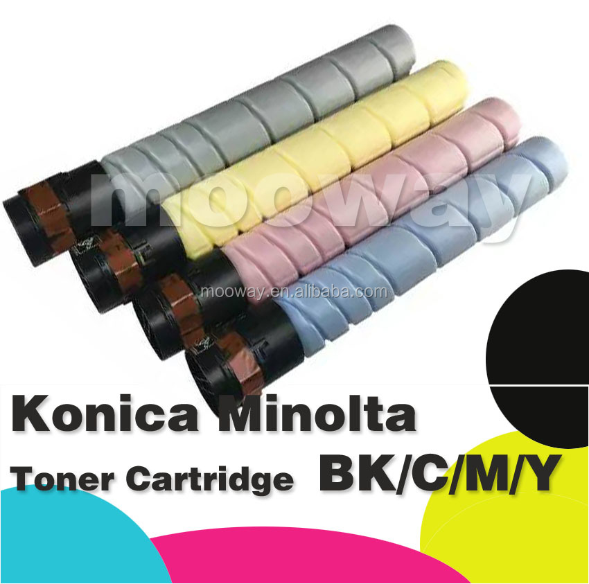 compatible toner cartridge for Konica Minolta C224 C284 C 364 C221 C221S C281 TN321 220 toner cartridge