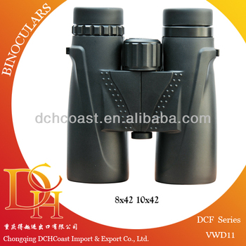 Metal travelling foldable binoculars 8x42 for sale