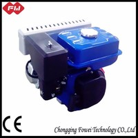 6.5HP 168FB Strong Power Air Cooled Gasoline Engine With Best Parts Good Feedbacks 2.5-17HP